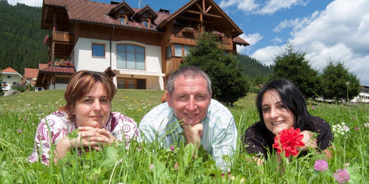 Familie Winkler-Tuschnig