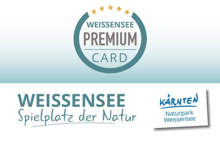 Weissensee PremiumCARD